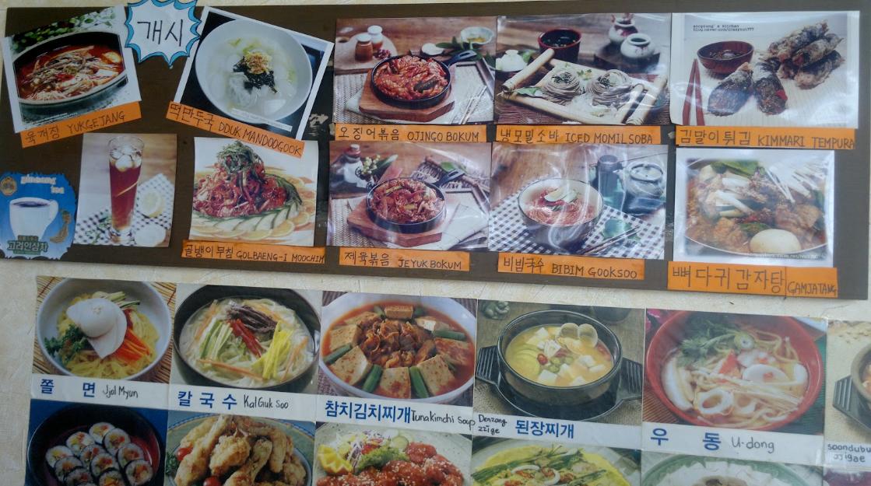Restaurant Menu Descriptions