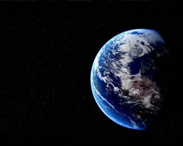 Earth From Space Wallpaper-704282